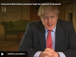 Boris Johnson jobban van - Roma telepek karanténban