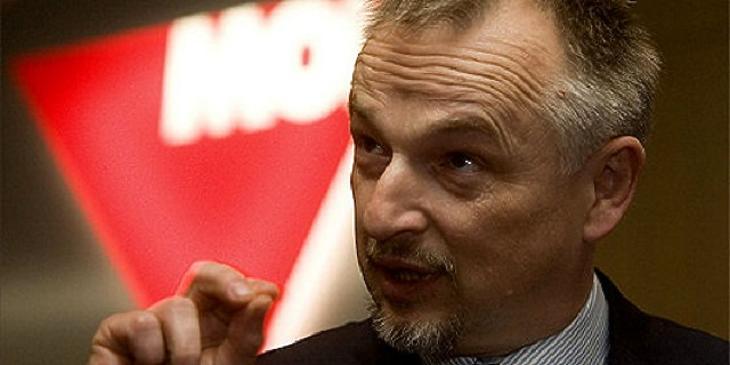Hernádi Zsolt, a Mol elnök-vezérigazgatója (MTI)