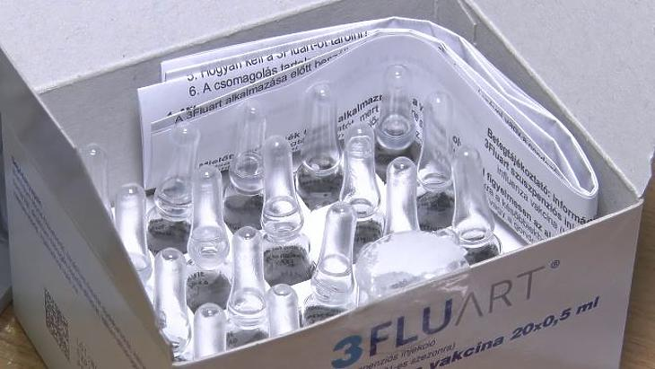 Már gyártják az idei influenzavakcinákat. Fotó: youtube