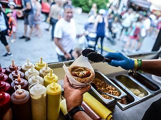 Rámennek a street foodra a Nébih-ellenőrök