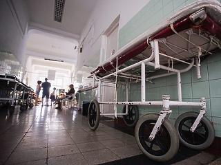 7 milliárd forintból újul meg a Bajcsy-Zsilinszky Kórház és Rendelőintézet