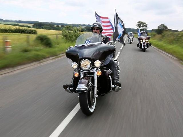 12. Harley Davidson