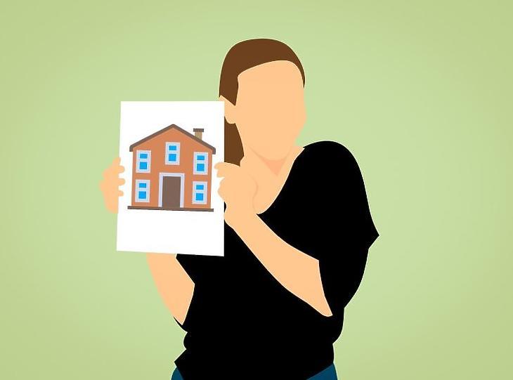 Akár még az álomotthon is összejöhet (Forrás: pixabay.com)