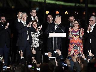 Modern feudális rendszerről, a demokratikus Magyarország megsemmisítéséről ír két külföldi lap