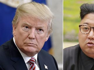 Trump lemondta a csúcstalálkozót Kim Dzsong Unnal