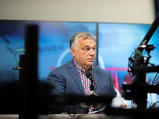 Orbán Viktor: illúzió, hogy a maszk megvéd