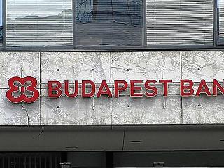 Két számjeggyel csökkent a Budapest Bank nyeresége 2018-ban