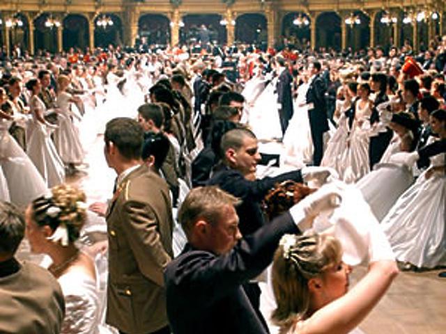 A Budapesti Operabál - képekben