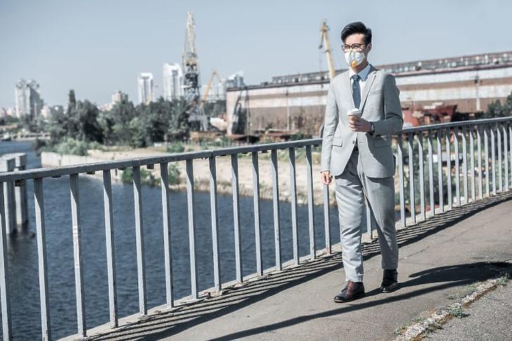A gazdaságot megfojtja a járvány (képünk illusztráció - Fotó: depositphotos.com)
