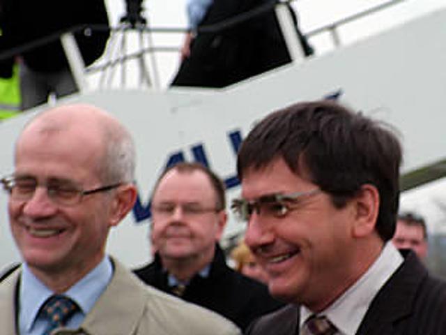 Veres János pénzügyminiszter szerint tőkeerős tulajdonoshoz került a Malév