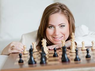 A sakkban azonnal jön a visszacsatolás - videóinterjú Polgár Judittal