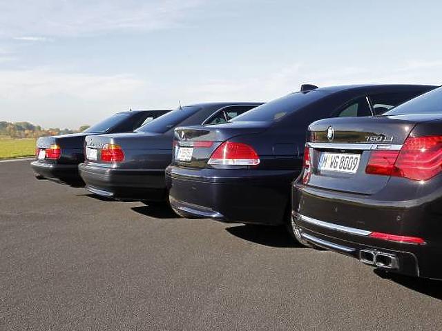 Így fejlődött a 7-es BMW