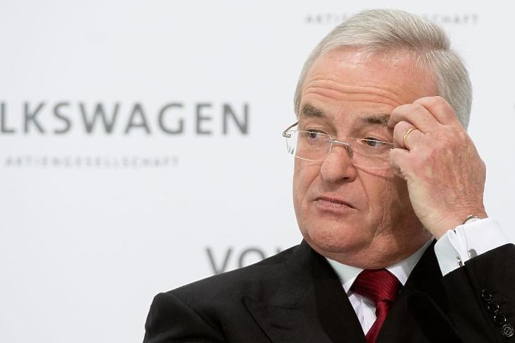 Nagy bajban van a Volkswagen egykori vezére