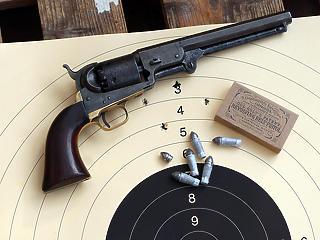 Egy (hatalmas) maréknyi dollárért a cseheké lett a Colt