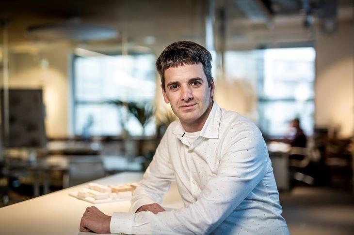 Burián Gergő (fotó: Paulinyi&Partners)
