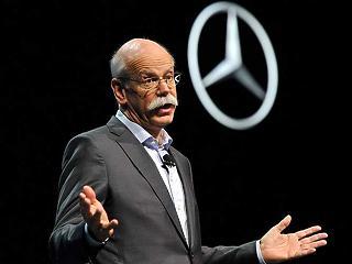 Vezetőt vált a Daimler, mert nem akar lemaradni az átalakuló járműpiacon