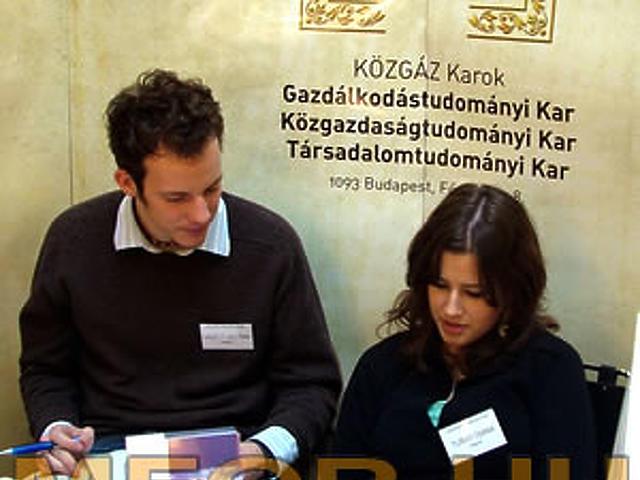 Állásbörze, 2005