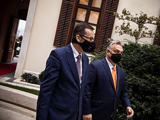 Marad a vétónál a lengyel kormány – Budapesten tárgyal a lengyel kormányfő
