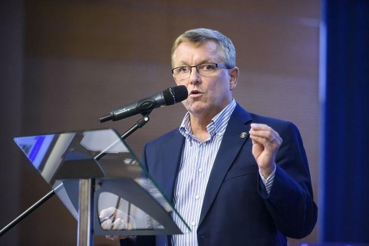 Matolcsy Györgyék szerint az infláció 2022-ben térhet vissza 3 százalék közelébe. Fotó: MTI