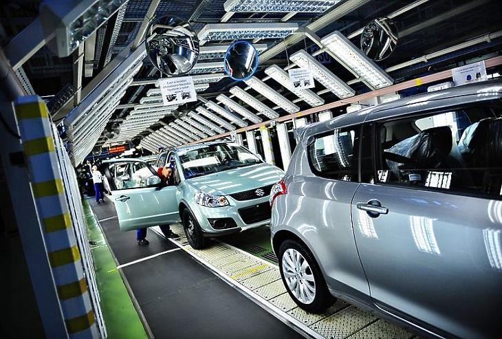 Modern körülmények közé kerülnek a japán cég dolgozói (forrás: Suzuki)