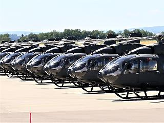 100 milliárdért vesz 20 helikoptert a honvédség
