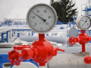 Energiahivatal: a fűtési időszak végéig biztosított a gázellátás