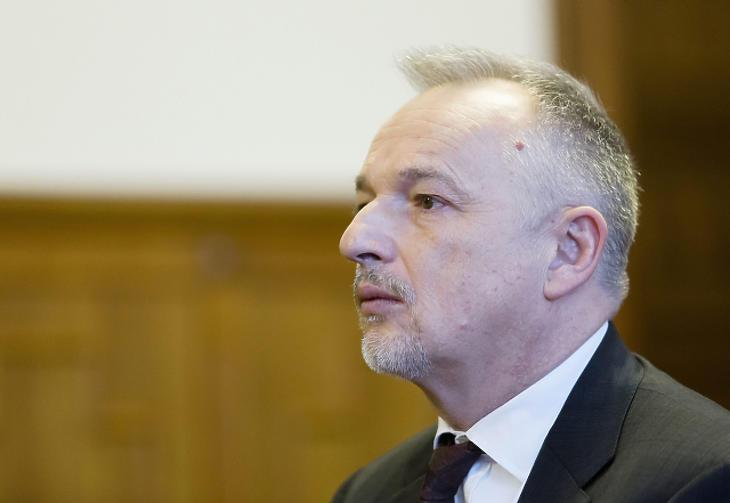 Hernádi Zsolt szereti Esztergomot (Fotó: MTI/Mónus Márton)