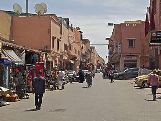 Elzárták a külvilágtól Marokkó nagyvárosait
