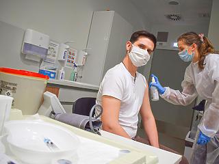 Kilenc újabb áldozatot szedett itthon a vírus