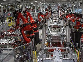 Sanghajban épül meg a Tesla következő gigagyára