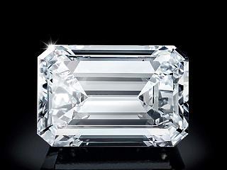 Különleges, 160 karátos gyémántot árvereznek el Genfben