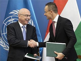 Terrorellenes irodát nyit Budapesten az ENSZ