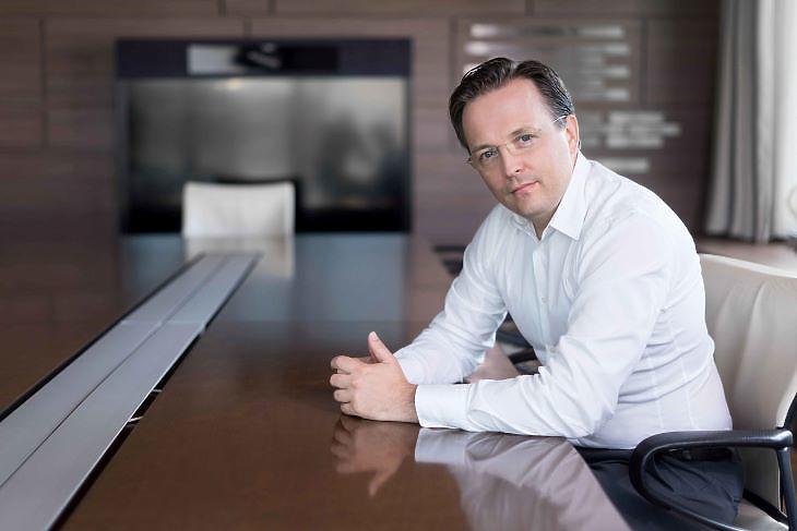 Földi Tibor, a Cordia International vezetője (forrás: Cordia)