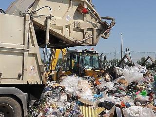 Komoly bajok vannak a nemzeti hulladékgazdálkodónál