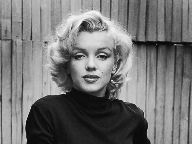 6. Marilyn Monroe