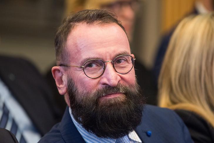 Szájer József (Fotó: MTI/Balogh Zoltán)