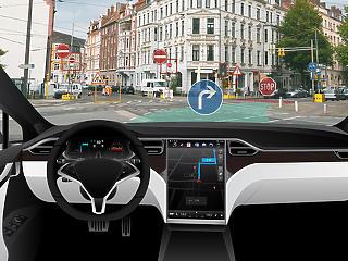 Tőkeemelés az önvezető járművet fejlesztőmagyarországi vállalatnál