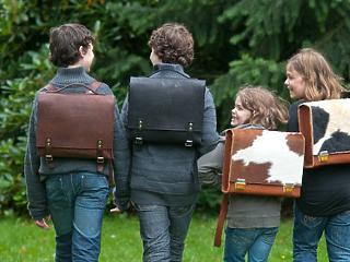 Golyóálló hátizsákokkal készül az amerikai diák a tanévre