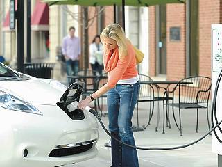 20 év múlva az autók egyharmada már elektromos lesz a világon