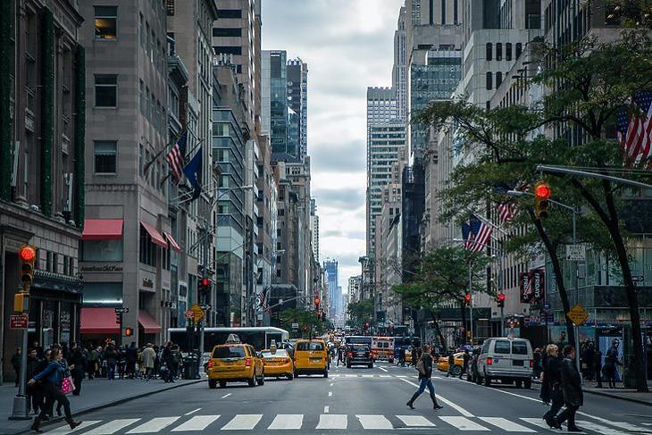 New York (Pexels /Nout Gons)