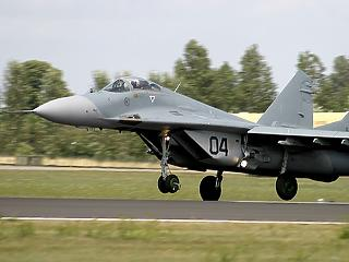 Féláron próbálja meg újra eladni a MiG-29-eseket az állam