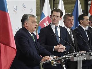 Orbán Viktor elmondta, miben ért egyet Ausztriával, és miben nagyon nem