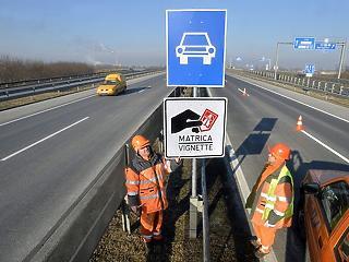 Új módszerekkel csap le az autópályás bliccelőkre a NÚSZ