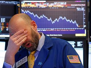 Iszonyatosan nyakon vágták az amerikai piacokat