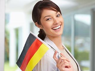 Ismét optimistábbá váltak a németek