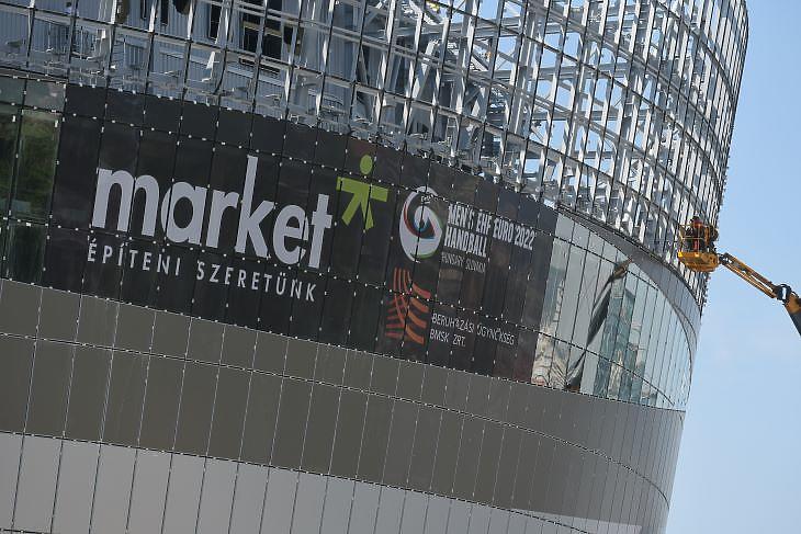 A Market Zrt. a generálkivitelező a Népligetben (fotó: Bánkuti András)