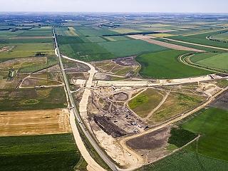 64 milliárd forintot ad Brüsszel a Berettyóújfalu és Debrecen közötti autópálya-szakaszra