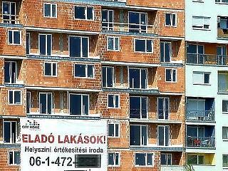 Már a válság előtti szintet karcolja a lakásépítések száma