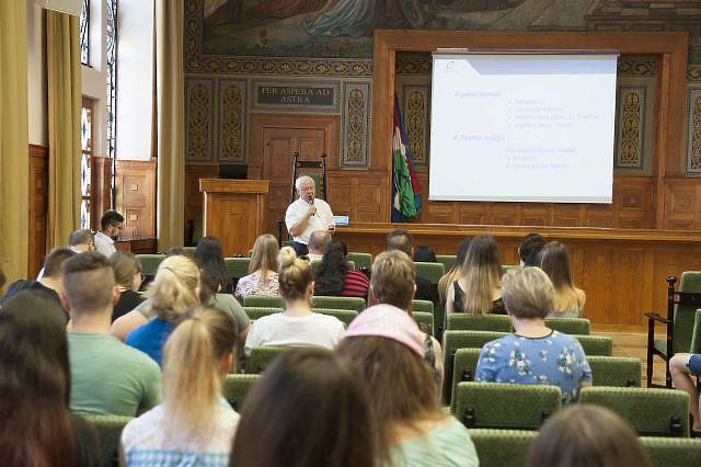 Pénzügyi Tudatosság Diákfórum 2018 - Pécs
