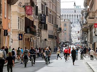 Még nem sikerült jelentősen visszaszorítani az új napi fertőzések számát az olaszoknál